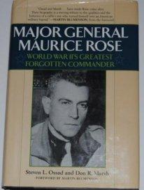 Major General Maurice Rose